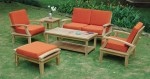 DSS01 - rossa deep seating set