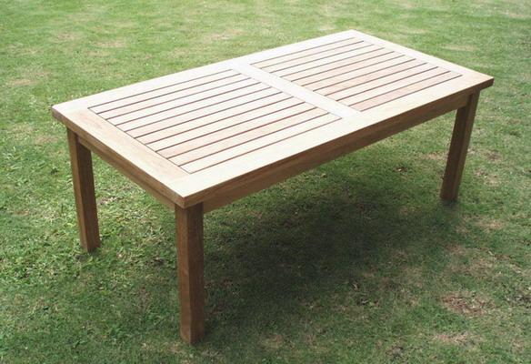 GTN Rose Coffee Table Ft Solidteakwoodfurniturecom - 4ft coffee table