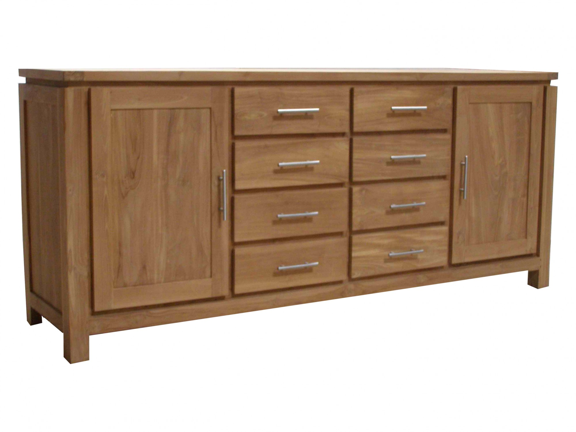Sophisticated solid teak furniture for Solid wood furniture