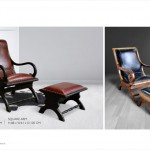 Leather Teak Furniture