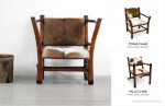 Timika and Falla Chair