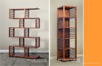 Dili Curly Bookcase