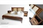Kawung Bed