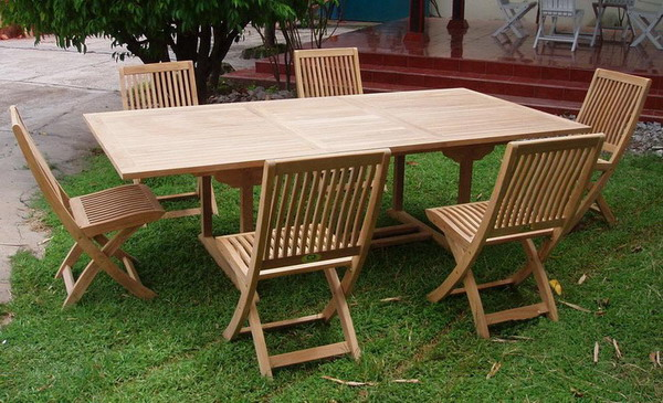 Solid Teak Furniture Dining And Bar Set Solidteakwoodfurniture Com